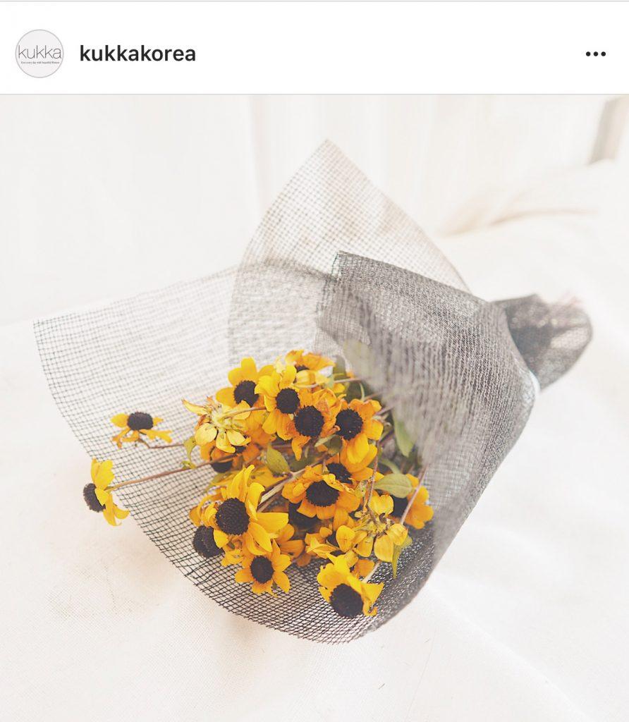 New bouquet designs by Korean florists (1st/Oct) - DECOREA